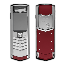 Vertu Signature S Design Stainless Steel Red Leather (Финляндия)
