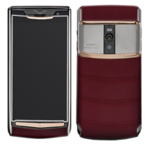 Новый Vertu Signature Touch Steel Gold Red Leather EXCLUSIVE