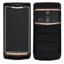 Новый Vertu Signature Touch Pure Black Gold EXCLUSIVE