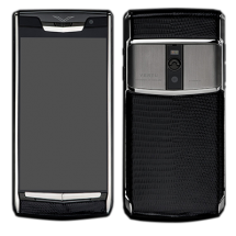 Новый Vertu Signature Touch Black Iguana EXCLUSIVE