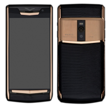 Новый Vertu Signature Touch Jet Gold Black Iguana EXCLUSIVE