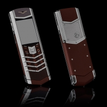 Vertu Signature S Design Stainless Steel Brown EXCLUSIVE
