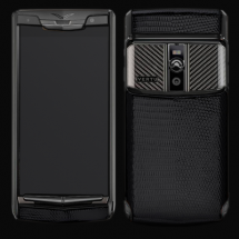 Новый Vertu Signature Touch Carbon Black Iguana Exclusive