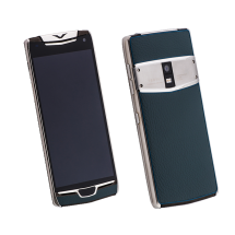 Vertu Constellation X Blue Leather Exclusive