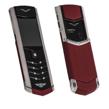 Vertu Signature S Design Steel ULTIMATE For Bentley Red Leather EXCLUSIVE фото
