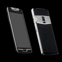 Vertu Constellation X Black Leather Exclusive