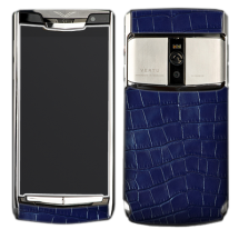 Новый Vertu Signature Touch Blue Crocodile EXCLUSIVE