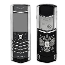 Vertu Signature S Design Stainless Steel Rus Exclusive