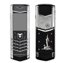Vertu Signature S Design Stainless Steel Kz Exclusive