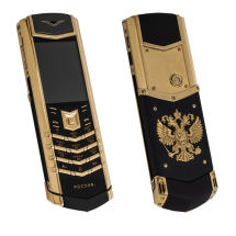Vertu Signature S Design Gold Rus Exclusive