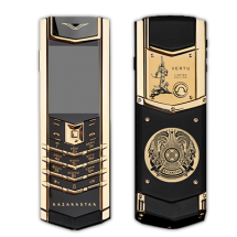 Vertu Signature S Design Gold Kz Exclusive