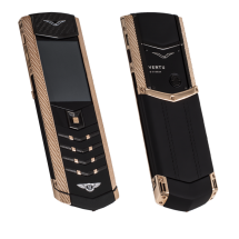 Vertu Signature S Design Steel Gold ULTIMATE For Bentley EXCLUSIVE