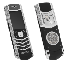 Vertu Signature S Design Stainless Steel QAZAQSTAN Exclusive