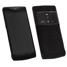 Новый Vertu Signature Touch Pure Black Pvd Black Piton Exclusive