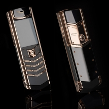 Vertu Signature S Design Gold Ceramic EXCLUSIVE