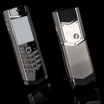 Vertu Signature S Design Clous De Paris Stainless Steel EXCLUSIVE