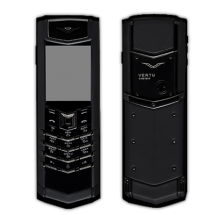 Vertu Signature S Design Pure Black PVD (Финляндия)