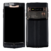 Vertu Signature Touch Pure Jet Gold EXCLUSIVE