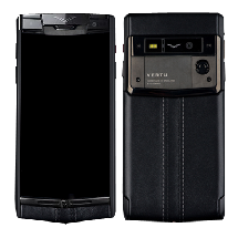 Vertu Signature Touch Pure Jet Calf EXCLUSIVE