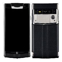 Vertu Signature Touch Jet Calf EXCLUSIVE