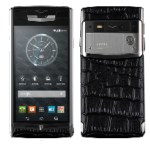 Vertu Signature Touch Jet Alligator EXCLUSIVE