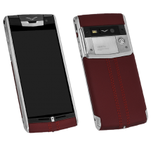 Vertu Signature Touch Claret Calf EXCLUSIVE