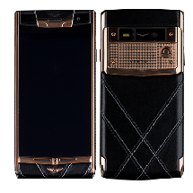 Vertu Signature Touch Gold For Bentley EXCLUSIVE