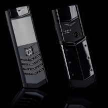 Vertu Signature S Design Pure Black Ultimate Black Ceramic EXCLUSIVE