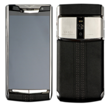 Новый Vertu Signature Touch Jet Calf EXCLUSIVE