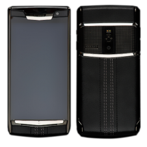 Новый Vertu Signature Touch Clous De Paris Pure Black Jet Calf EXCLUSIVE