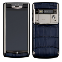 Vertu Signature Touch Navy Alligator EXCLUSIVE