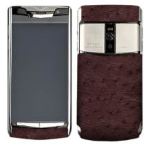 Новый Vertu Signature Touch Vinous Ostrich EXCLUSIVE