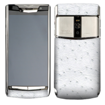 Новый Vertu Signature Touch White Ostrich EXCLUSIVE