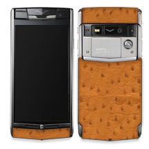Vertu Signature Touch Jet Hermes Ostrich EXCLUSIVE